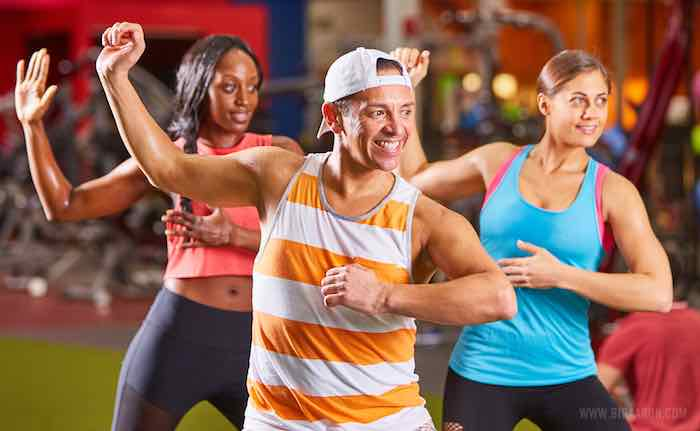 Group Fitness 1