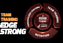 Team Training Edge Strong